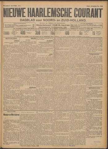 Nieuwe Haarlemsche Courant 1910-02-28