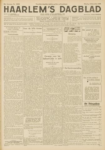 Haarlem's Dagblad 1935-12-10
