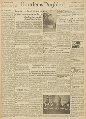 Haarlem's Dagblad 1947-01-16