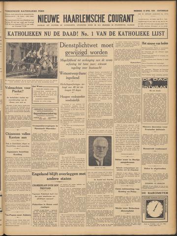 Nieuwe Haarlemsche Courant 1939-04-19