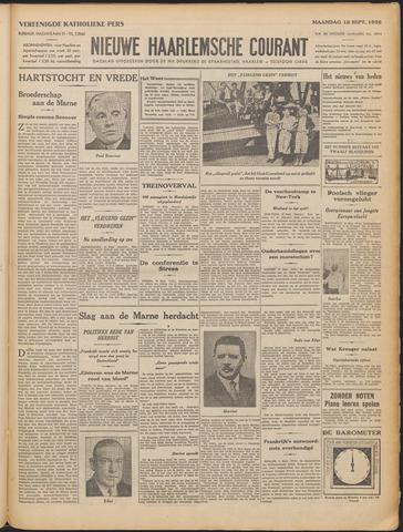 Nieuwe Haarlemsche Courant 1932-09-12
