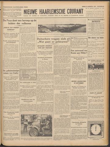 Nieuwe Haarlemsche Courant 1939-08-20