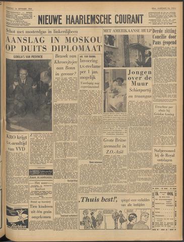Nieuwe Haarlemsche Courant 1964-09-14