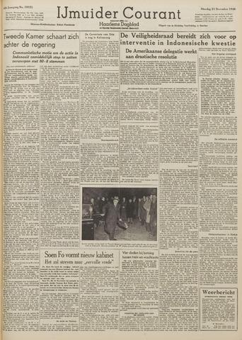 IJmuider Courant 1948-12-21