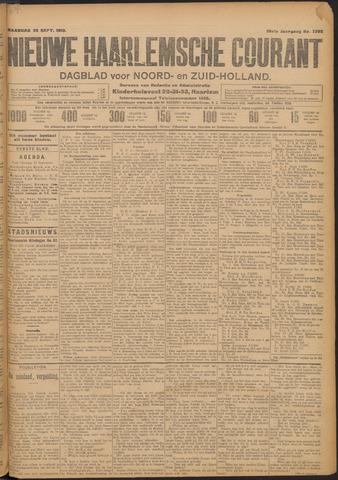 Nieuwe Haarlemsche Courant 1910-09-26