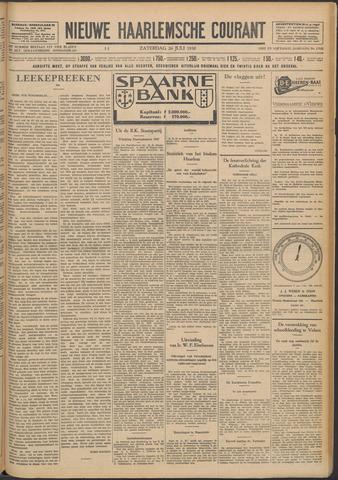 Nieuwe Haarlemsche Courant 1930-07-26
