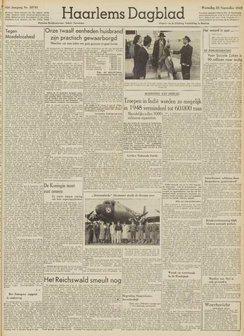 Haarlem's Dagblad 1947-09-24