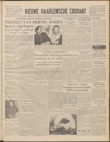 Nieuwe Haarlemsche Courant 1951-12-27