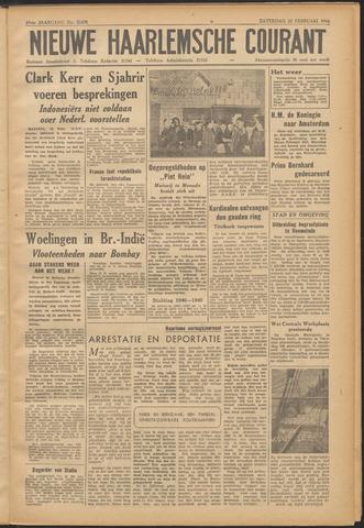 Nieuwe Haarlemsche Courant 1946-02-23