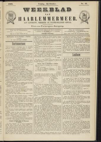 Weekblad van Haarlemmermeer 1883-10-12