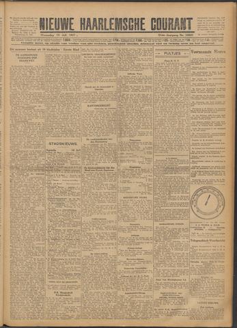 Nieuwe Haarlemsche Courant 1927-07-13
