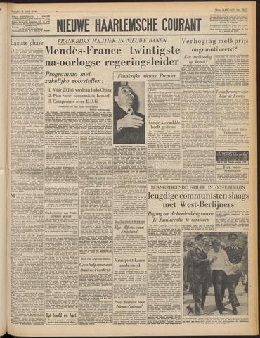 Nieuwe Haarlemsche Courant 1954-06-18