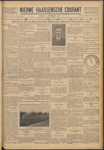 Nieuwe Haarlemsche Courant 1930-11-21
