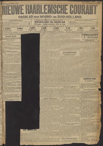 Nieuwe Haarlemsche Courant 1916-04-10
