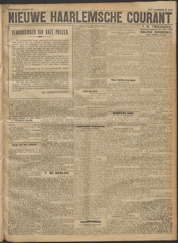 Nieuwe Haarlemsche Courant 1917-03-01