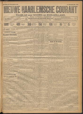 Nieuwe Haarlemsche Courant 1911-12-22