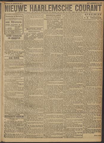 Nieuwe Haarlemsche Courant 1917-08-20