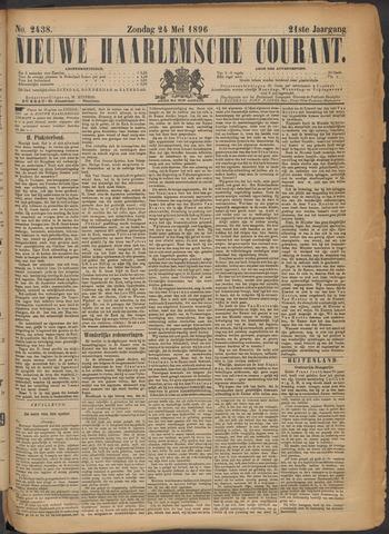 Nieuwe Haarlemsche Courant 1896-05-24