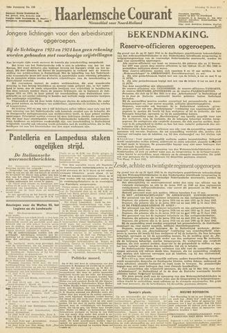 Haarlemsche Courant 1943-06-15