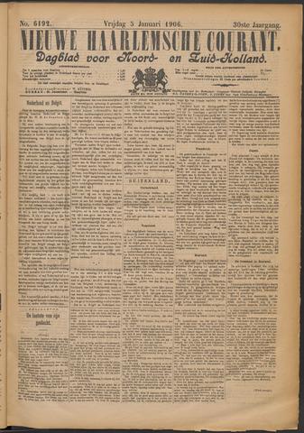 Nieuwe Haarlemsche Courant 1906-01-05