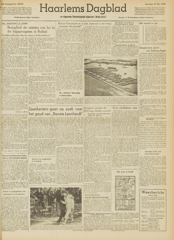 Haarlem's Dagblad 1950-05-13