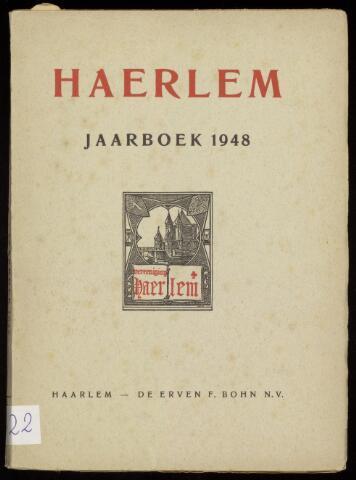 Jaarverslagen en Jaarboeken Vereniging Haerlem 1948