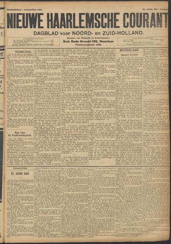 Nieuwe Haarlemsche Courant 1907-08-01