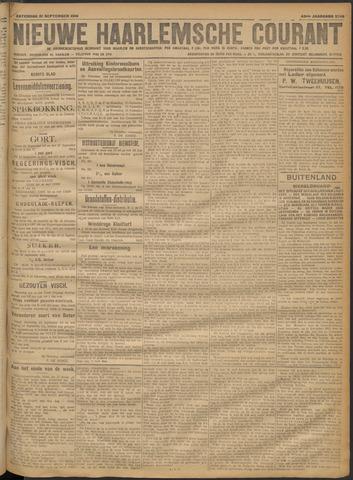 Nieuwe Haarlemsche Courant 1918-09-21