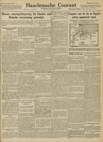 Haarlemsche Courant 1942-06-27
