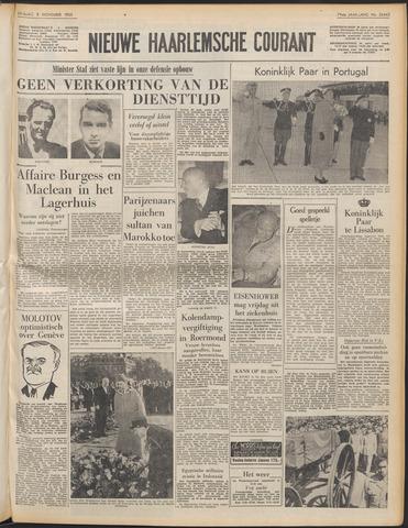 Nieuwe Haarlemsche Courant 1955-11-08