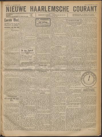 Nieuwe Haarlemsche Courant 1921-10-22
