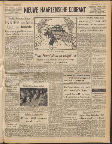 Nieuwe Haarlemsche Courant 1959-09-02
