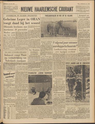 Nieuwe Haarlemsche Courant 1962-06-20