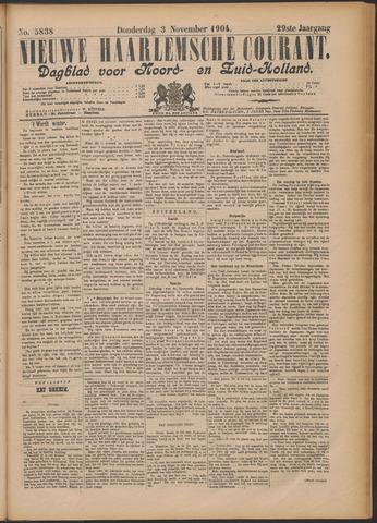 Nieuwe Haarlemsche Courant 1904-11-03