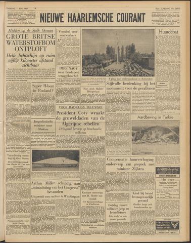 Nieuwe Haarlemsche Courant 1957-06-01