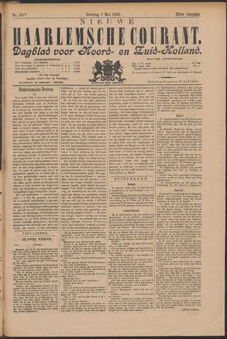Nieuwe Haarlemsche Courant 1898-05-07