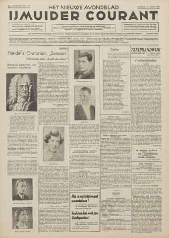 IJmuider Courant 1938-03-19
