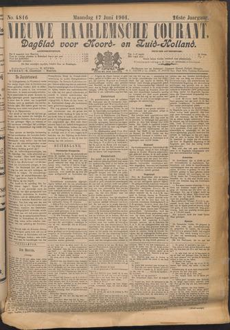 Nieuwe Haarlemsche Courant 1901-06-17