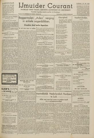 IJmuider Courant 1939-05-20