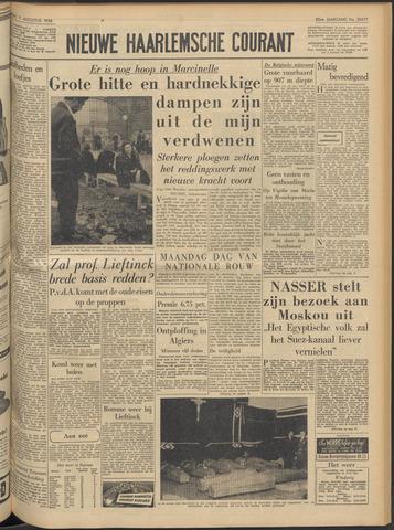 Nieuwe Haarlemsche Courant 1956-08-11