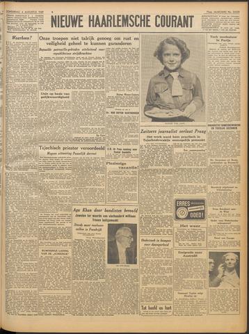 Nieuwe Haarlemsche Courant 1949-08-04