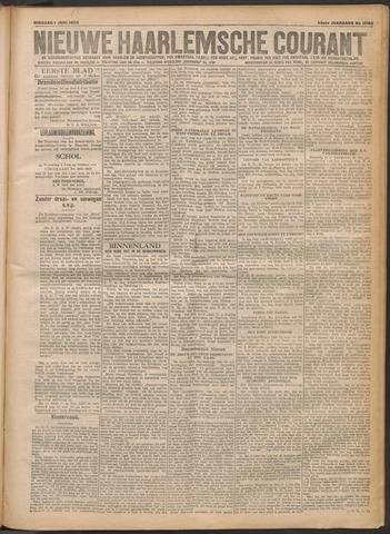 Nieuwe Haarlemsche Courant 1920-06-01
