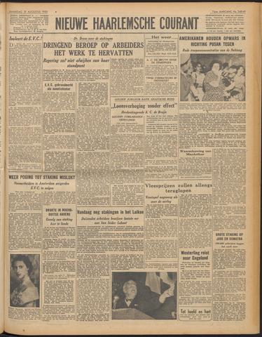 Nieuwe Haarlemsche Courant 1950-08-21