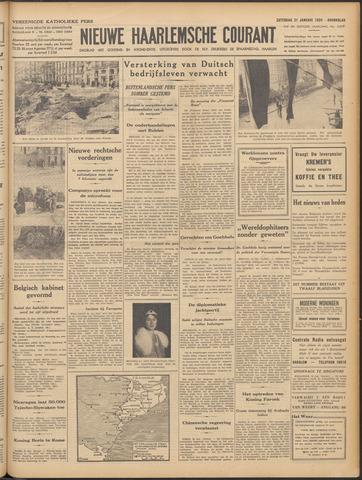 Nieuwe Haarlemsche Courant 1939-01-21
