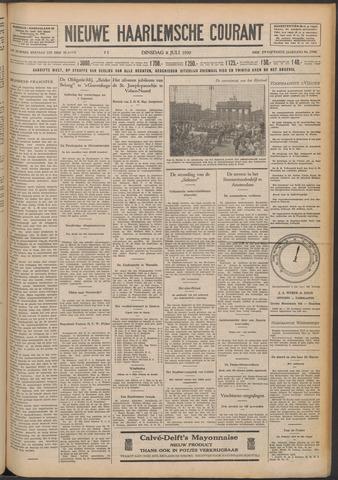 Nieuwe Haarlemsche Courant 1930-07-08