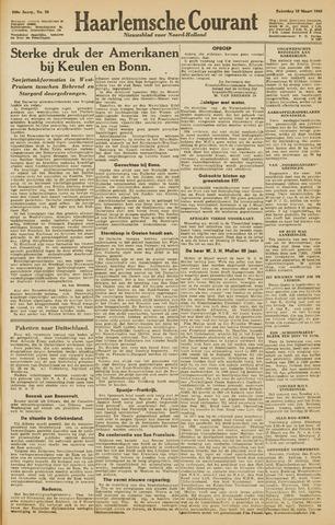 Haarlemsche Courant 1945-03-10