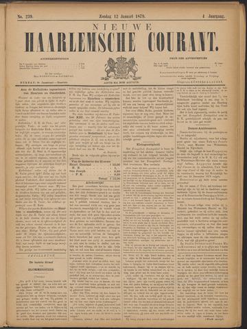 Nieuwe Haarlemsche Courant 1879-01-12