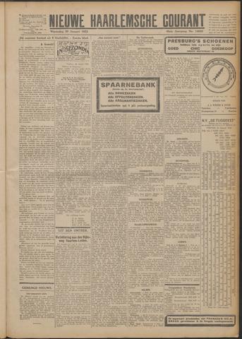 Nieuwe Haarlemsche Courant 1924-01-30