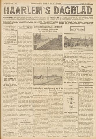 Haarlem's Dagblad 1926-03-09