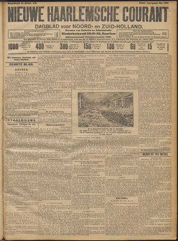 Nieuwe Haarlemsche Courant 1911-04-10